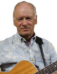 Asle Stølsdokken synger og spiller med oss