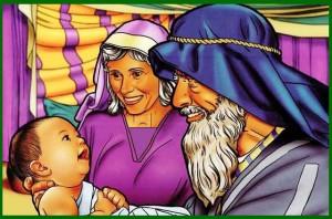 Abraham-Sara-Isaac