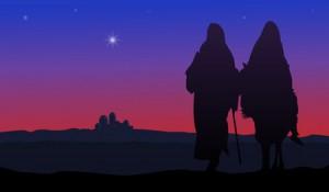 Jul_Maria og Josef